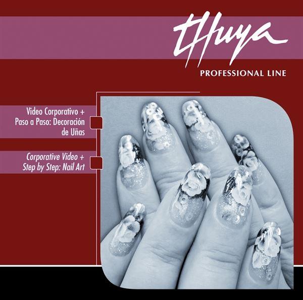 Imagen de DVD de Decoración de Uñas Thuya