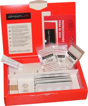Imagen de Kit Permanente de Pestañas Monodosis (24 aplicaciones)