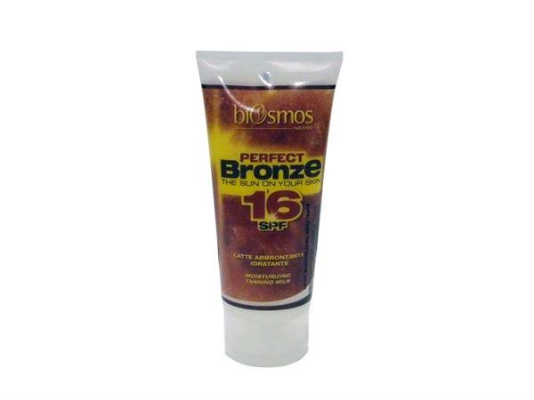 Imagen de Leche Bronceadora Hidratante SPF 16 Perfect Bronze 200 ml.