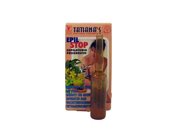 Imagen de Ampolla monodosis Epil Stop Inhibidor del Crecimiento del Vello Tatiana's