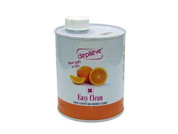 Imagen de Limpiador cítrico de restos de cera para aparatos de depilación 1000 ml. Easy Clean