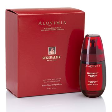 Imagen de Sensuality Body Nectar Woman Alqvimia 50 ml