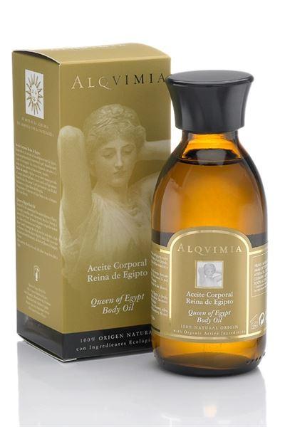 Imagen de Aceite corporal Alqvimia Reina de Egipto 150 ml