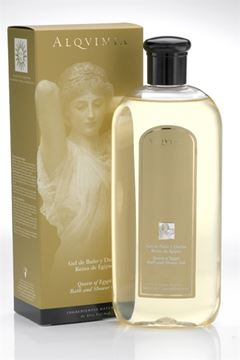 Imagen de Gel de Baño y Ducha Alqvimia Reina de Egipto 400 ml