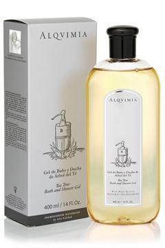 Imagen de Gel de Baño y Ducha Alqvimia Árbol de Té Vitalidad y Relajación 400 ml