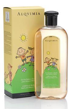 Imagen de Gel de Baño y Ducha Niños y Bebés 400 ml