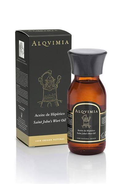 Imagen de Aceite corporal Alqvimia hipérico 60 ml
