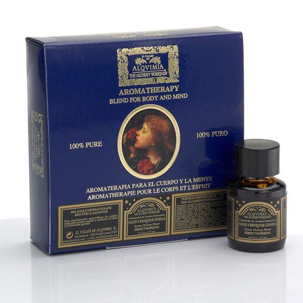 Imagen de Preparado de aceite esencial Alqvimia armonía y bienestar