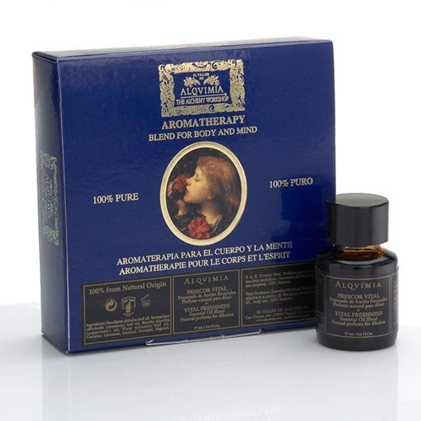Imagen de Preparado de aceite esencial Alqvimia frescor vital