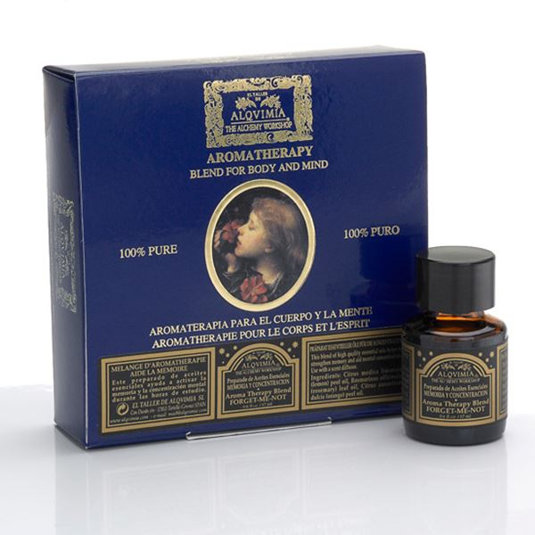 Imagen de Preparado de aceite esencial Alqvimia memoria
