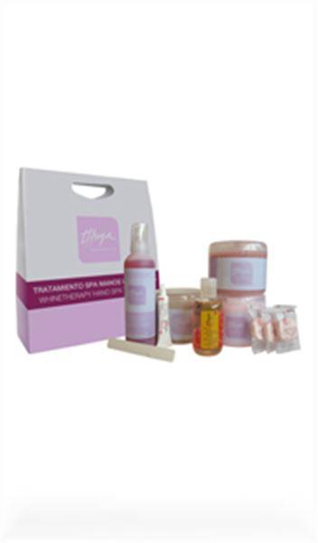 Imagen de Kit Tratamiento Spa de Manos Vinoterapia Thuya