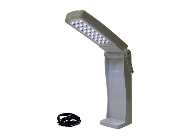 Imagen de Mini Lámpara Flexo LED Recargable PB