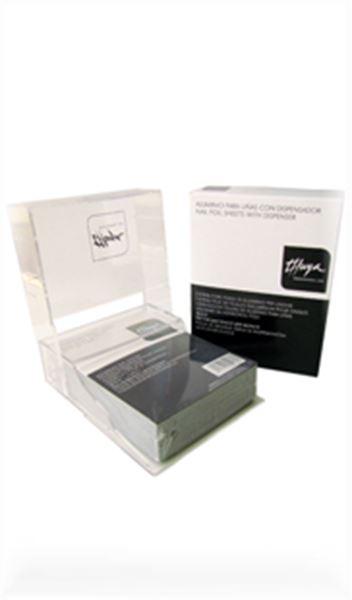 Imagen de Aluminio para Uñas (400 unidades) Thuya