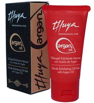 Imagen de Oleogel Exfoliante de Manos con Aceite de Argán 50 ml. Thuya