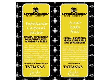 Imagen de Exfoliante Corporal Facial 20 ml. Tatiana's