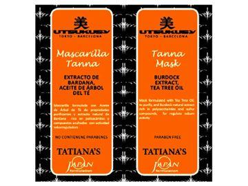 Imagen de Mascarilla Facial Tanna 20 ml. Tatiana's