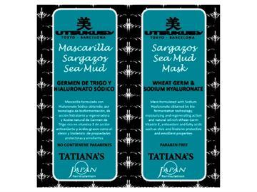 Imagen de Mascarilla Facial Sargazos Sea Mud 20 ml. Tatiana's