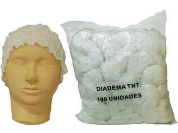 Imagen de Diadema Desechable Elástica para Estética (100 unidades)