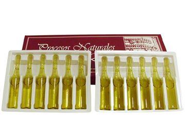 Imagen de Ampollas de Colágeno para el Cabello (12 unidades) Egalle