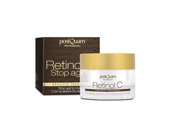 Imagen de Crema Facial Antiarrugas Postquam Retinol y Vitamina C 50 ml