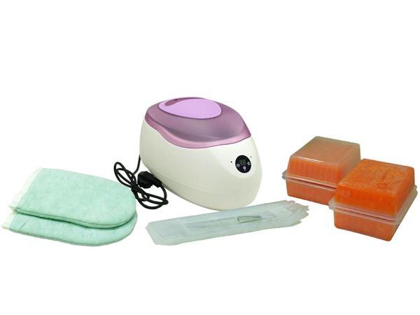 Imagen de Kit de bañera de Parafina Digital de 3 litros con tapa morada PB