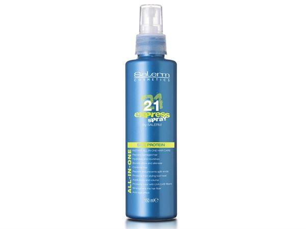 Imagen de 21 Express Spray All in One 150 ml. Salerm