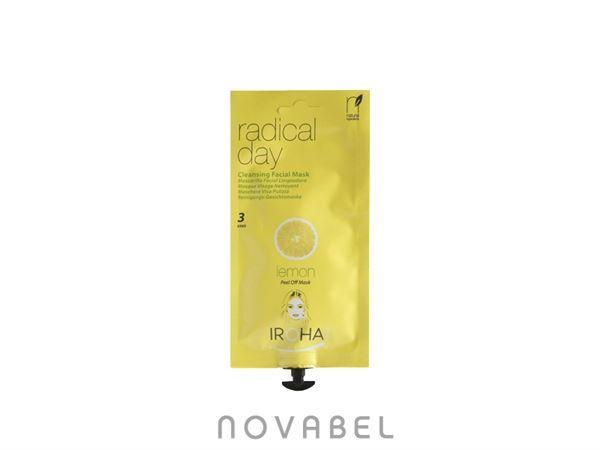 Imagen de Mascarilla Facial Peel-Off Limpiadora de Limón
