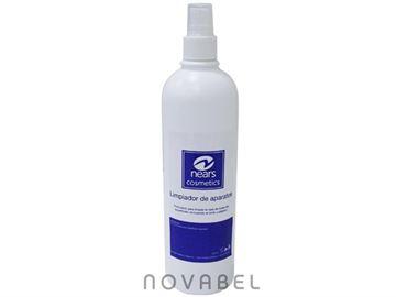 Imagen de Limpiador de Restos de Cera para Aparatos de Depilación 500 ml. Nears