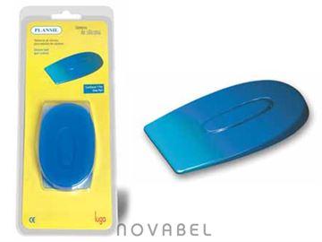 Imagen de Taloneras de Silicona para Espolón de Calcáneo Plansil 30010X