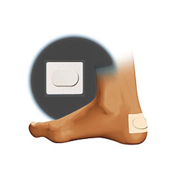 Imagen de Apósitos Adhesivos de Silicona para Talones Hydrogel 602500