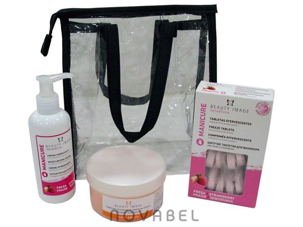 Imagen de Kit de Manicura (crema, parafina y tabletas)