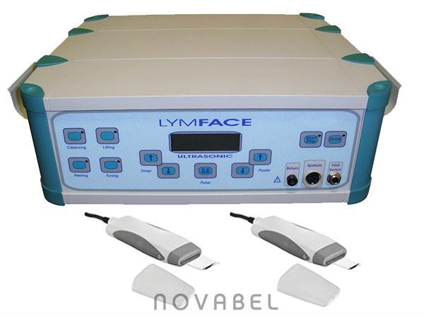Imagen de Peeling Ultrasónico con 2 Aplicadores lymface