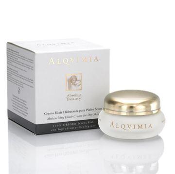 Imagen de Crema Elixir Hidratante Pieles Secas 50 ml. Absolute Beauty Alqvimia