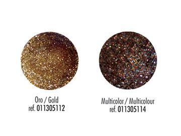 Imagen de Gel UV Fnalizador Glitter Thuya