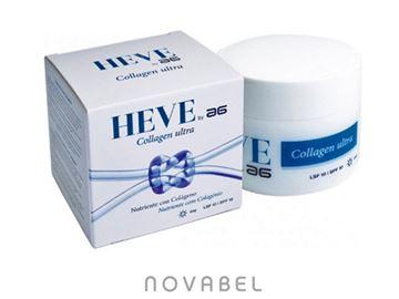 Imagen de Crema Facial HEVE Nutriente con Colágeno