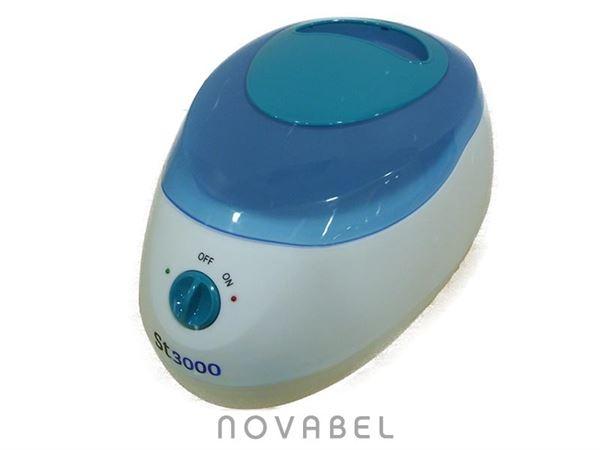 Imagen de Bañera de Parafina de 3 litros con Tapa Azul