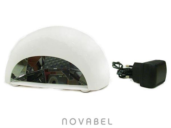 Imagen de Lámpara de uñas led DR-618 NDED