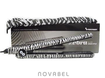 Imagen de Plancha Pelo Profesional Zebra Urban Style