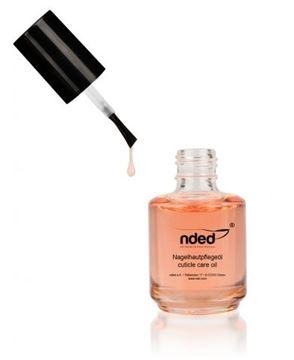 Imagen de Aceite aromático para cutículas melocotón NDED 15ml.