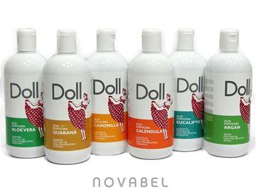 Imagen de Aceite limpiador postdepilación Doll