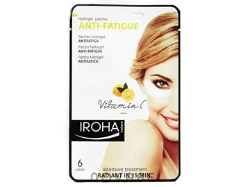 Imagen de Parches hidrogel Antifatiga con vitamina C Iroha Nature