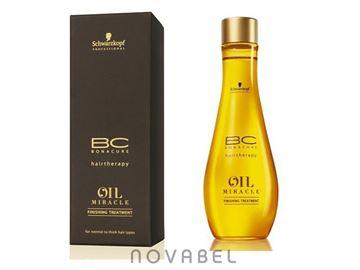 Imagen de BC Oil Miracle Tratamiento de Acabado Schwarzkopf 100ML