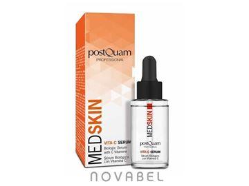 Imagen de Med Skin Sérum Biológico Postquam Vitamina C 30 ml