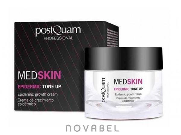 Imagen de Med Skin Crema de Crecimiento Postquam Epidérmico 50 ml