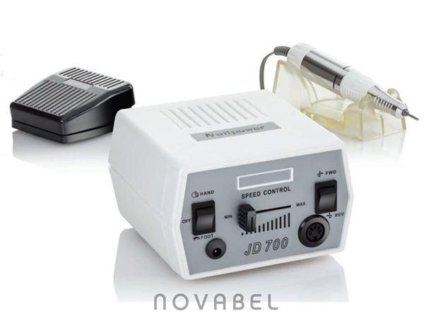 Imagen de Micromotor Torno manicura y pedicura JD-700 MILL 3000