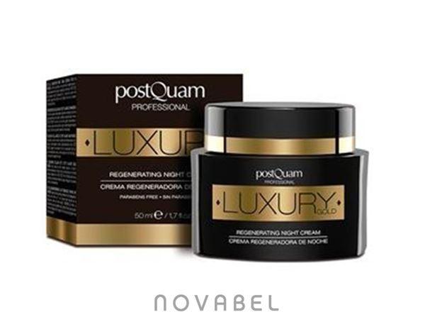 Imagen de Luxury Crema de noche Postquam 50 ml