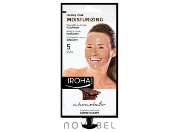 Imagen de Mascarilla Facial Hidratante de Chocolate