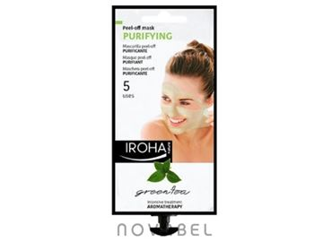 Imagen de Mascarilla Facial Peel-Off Purificante de Té Verde
