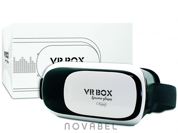 Imagen de Gafas de realidad virtual interactivas VR BOX