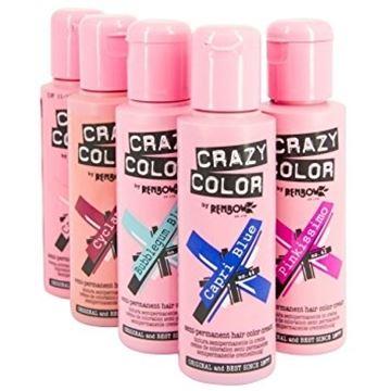 Imagen de Crema colorante Crazy Color fantasía